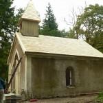 Laastukatusega kabel Läänemaal